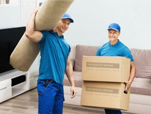 Professional moving services from Top Quality Moving