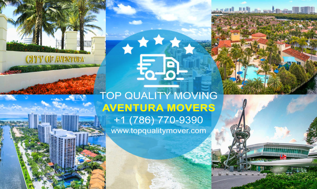 Top Quality Moving is your Professional Aventura Movers. Call for a FREE quote.