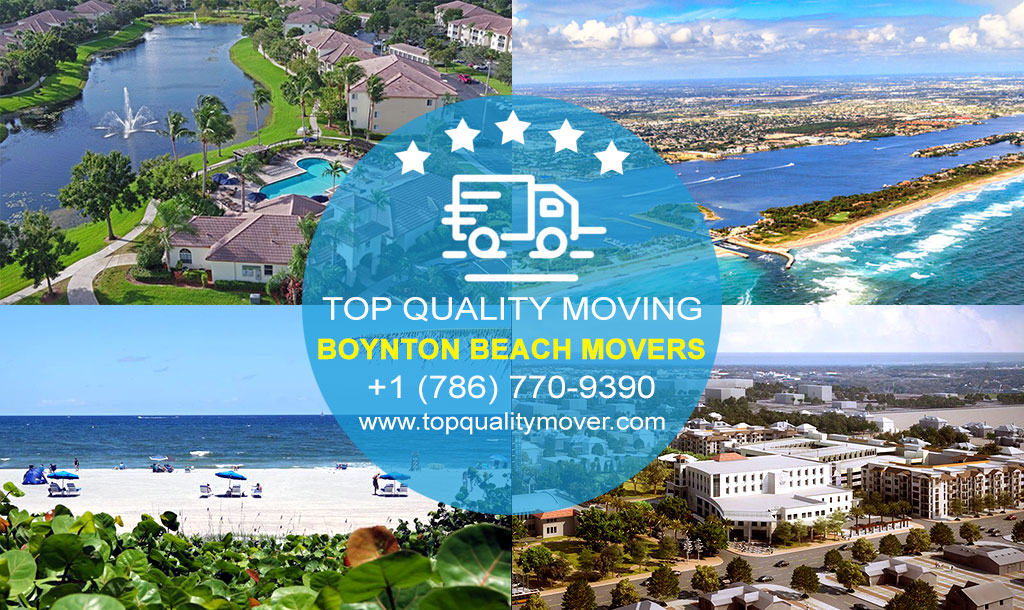 Top Quality Moving is your Professional Boynton Beach Movers. Call for a FREE quote.
