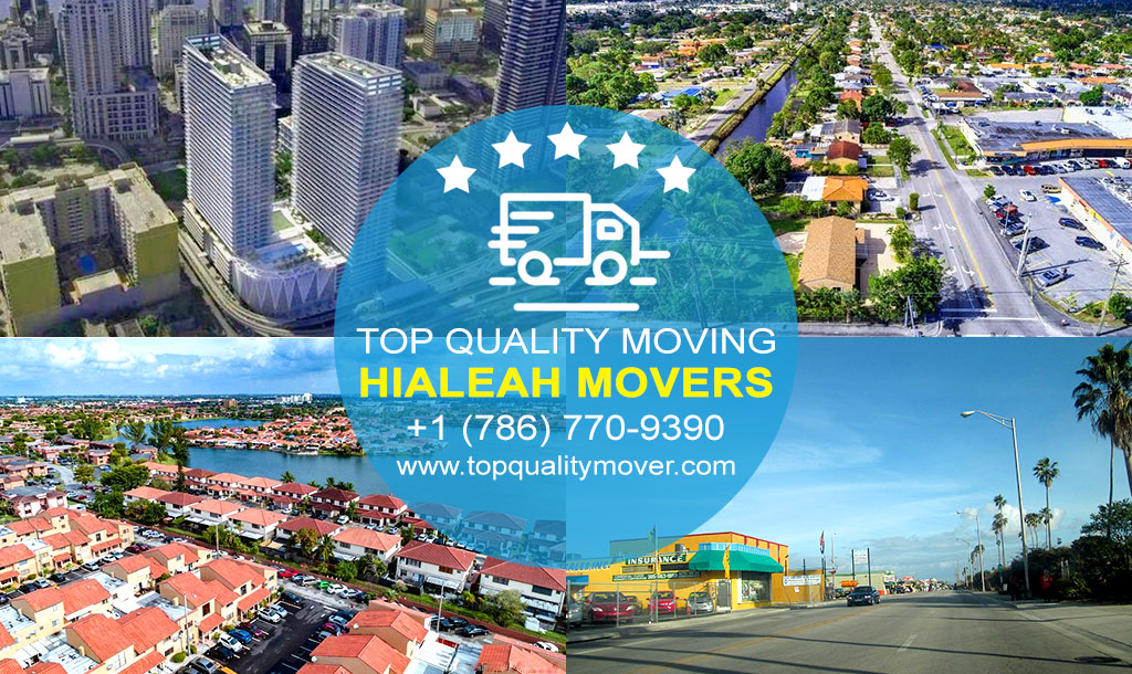 Top Quality Moving is your Professional Hialeah Movers. Call for a FREE quote.