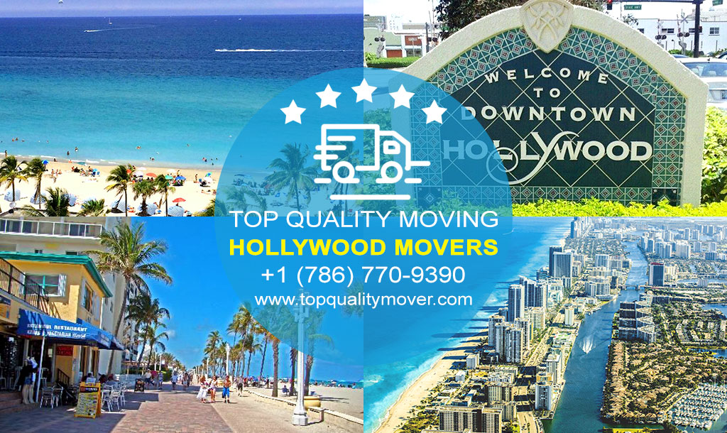 Top Quality Moving is your Professional Hollywood Movers. Call for a FREE quote.