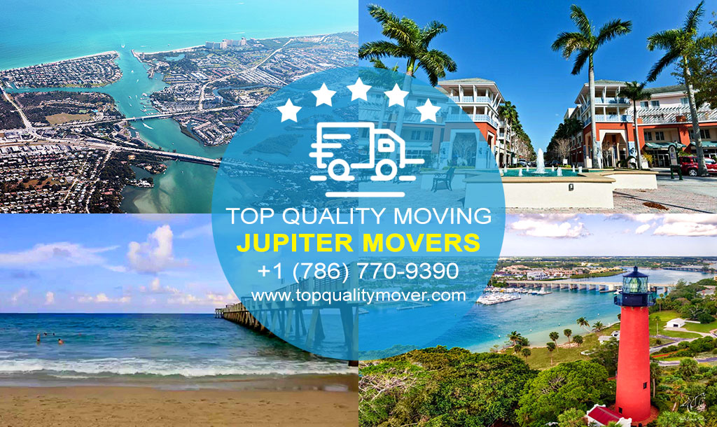 Top Quality Moving is your Professional Jupiter Movers. Call for a FREE quote.