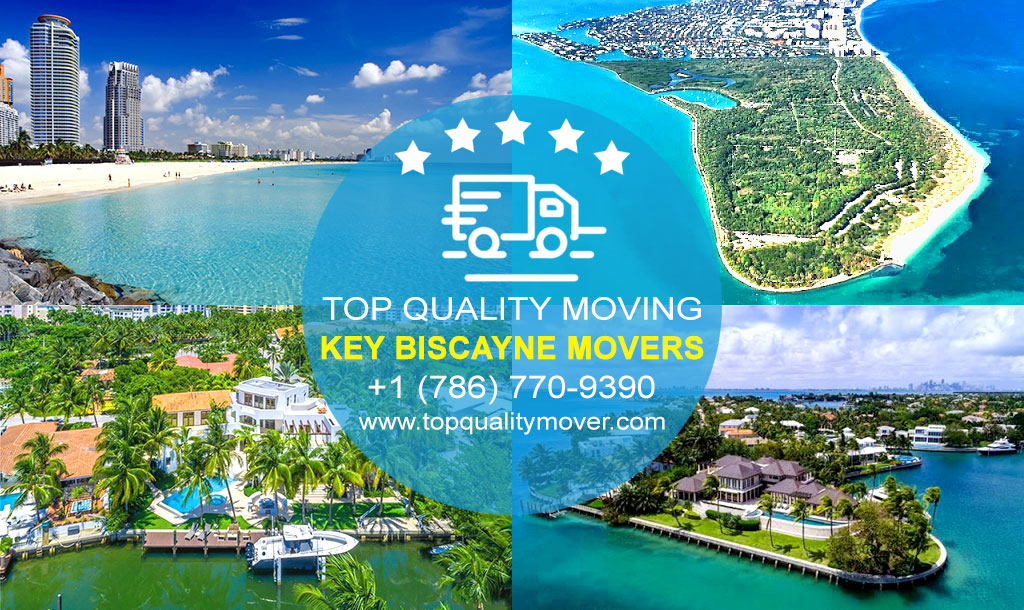 Top Quality Moving is your Professional Key Biscayne Movers. Call for a FREE quote.