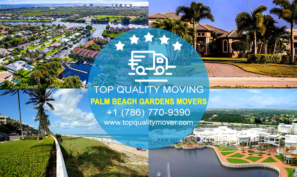 Top Quality Moving is your Professional Palm Beach Gardens Movers. Call for a FREE quote.