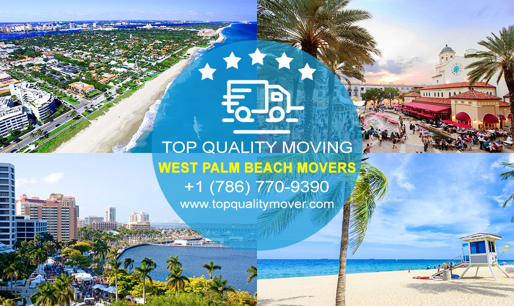 Top Quality Moving is your Professional West Palm Beach Movers. Call for a FREE quote.